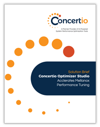 Concertio Optimizer Studio